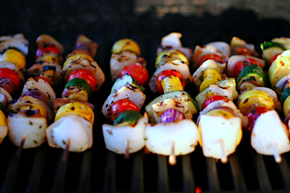 grilled vegetable kabobs 2